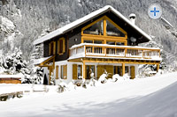 Chalet La Moraine - winter holidays