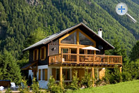 Chalet La Moraine, summer holidays